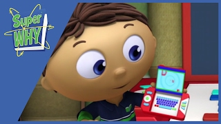 Super Why: Super Why and Naila and the Magic Map // Season 2, Episode 06 | Cartoons for Kids