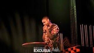 Pasteur Athoms mbuma  chante Emmanuel dans Exousia 2017