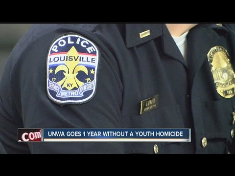 UNWA goes 1 year without youth homicide
