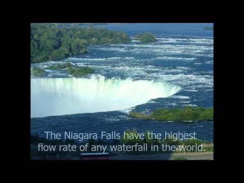 Niagara Falls - Power and Beauty