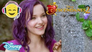 Descendants | If Only Song - Bad Lip Reading 😂 | Official Disney Channel UK