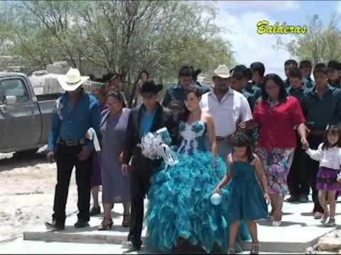 15 Años en Guadalupe de las Corrientes el 16 de Julio del 2011 parte 1
