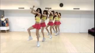 【 Demo】The Little Apple 小蘋果 Cover Dance