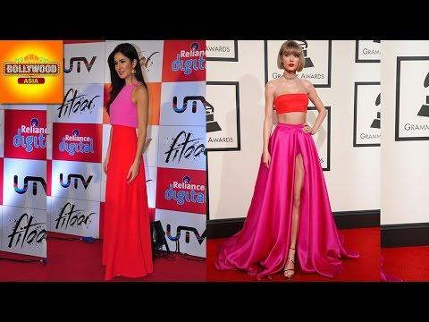 Taylor Swift COPIES Katrina Kaif | Bollywood Asia