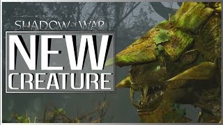 MIDDLE-EARTH: Shadow of War CREATURE - FIRST Look
