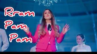 Dona Janova -  Rram Pam Pam (Official Video)