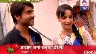 sanaya irani and ashish sharma | SanIsh offscreen moments | Adhoore VM