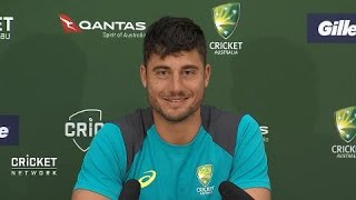 My perspective has changed: Stoinis