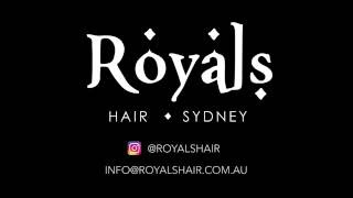 ROYALS HAIR - NOT JUST A JOB