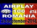Romanian Top 100 Airplay September 02, 2018 #74