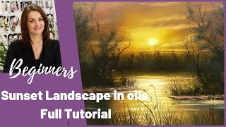 Paint with Maz - Simple Silhouette - Full step by step tutorial