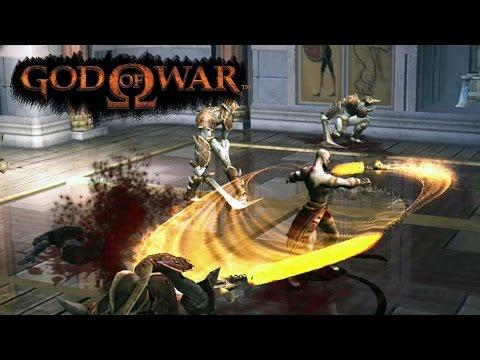 watch GOD OF WAR #4 - Perigoso Caminho! (PS3 Gameplay em Português)