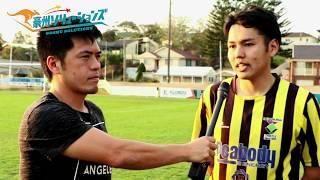 (海外サッカー)2017 Illawarra District League Final Helensburgh VS  Warilla(豪州ソリューションズ)