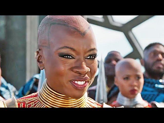 Black Panther - Rise | official trailer #3 & featurette (2018)