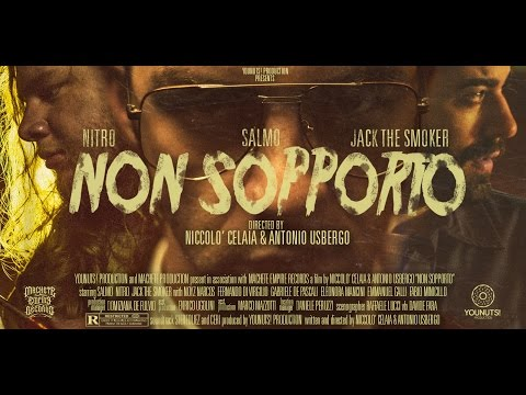 Salmo Nitro Jack The Smoker Non Sopporto feat. Stereoliez & Ceri Official Video MM3