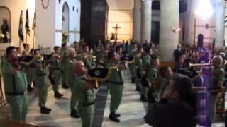 La Saeta, Legion, Asociacion Socio Cultural N P J  Nazareno de Coin