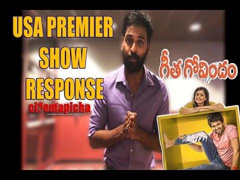 Xxx Mp4 Geetha Govindam USA Premier Show Response 3gp Sex