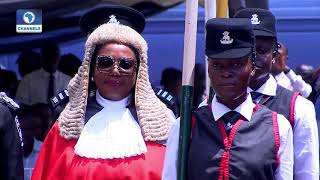 Special Religious Services Held To Mark Lagos New Legal Year Pt.2   Dateline Lagos  