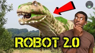 10 Hottest Robots That Are Really Amazing!