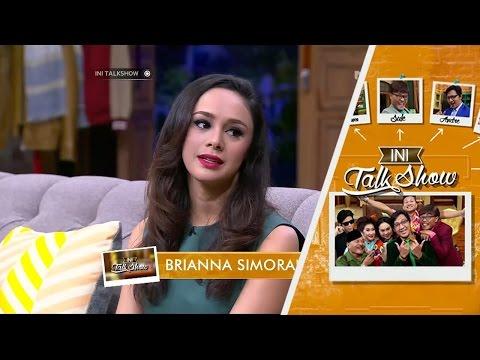Brianna Simorangkir Jamah Dunia Tarik Suara dengan Solo Karir - Ini Talk Show 18 Januari 2016
