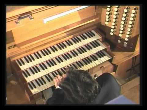 César Franck Prélude fugue et variation.