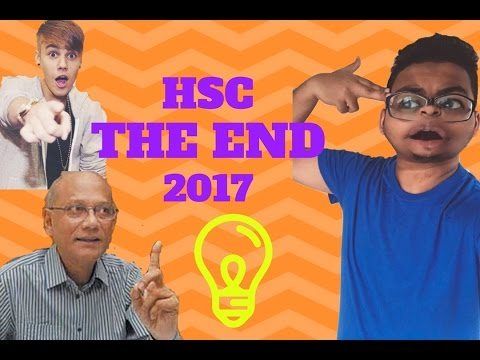 The End Of HSC 2017 | Justin Bieber | HSC Candidate