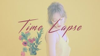 time lapse taeyeon han rom eng lyrics