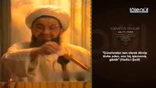 Rabbimiz tevbe edene günah yaptığı yerleri de unutturuyor - Cübbeli Ahmet Hocaefendi Lâlegül TV