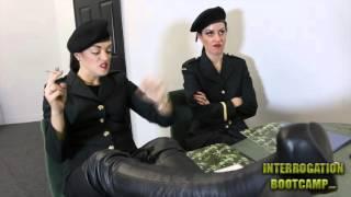 Interrogation Bootcamp Insurrection