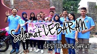 Greeting Lebaran Lesti Lovers Garut & Naik KORA KORA Abal Abal Tapi SERU Loh