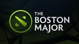 OG VS AD FINEM | BOSTON MAJOR DAY 2 |  AD FINEM VS OG