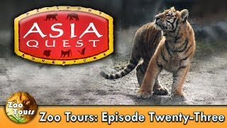 Zoo Tours Ep. 23: Columbus Zoo's Asia Quest