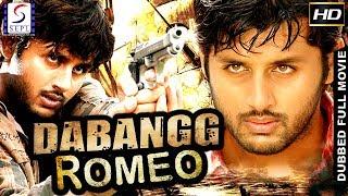 Dabangg Romeo - Dubbed Hindi Movies 2017 Full Movie HD l Nitin, Trisha, Kota