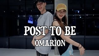POST TO BE - OMARION / HEYOON JEONG CHOREOGRAPHY