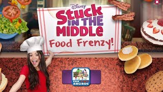 Stuck in the Middle: Food Frenzy - Keeping the Diaz Family Full and Happy (Disney Games)