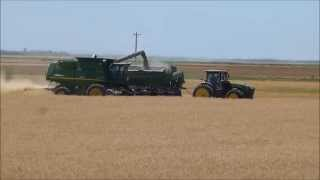 Wheat Harvest 2015 Chapter 3 Haynes Harvesting