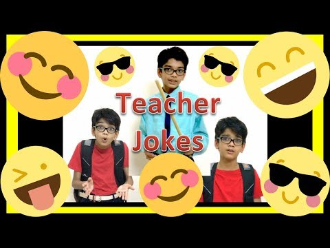 jokes in English for kids comedy and teacher student jokes funny video