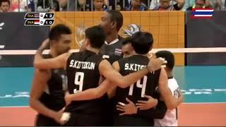 FINAL   Thailand v Indonesia    2017 SEA Games Men