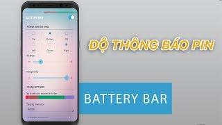 Độ lại biểu tượng pin siêu ngầu | Siêu Thủ Thuật | Android