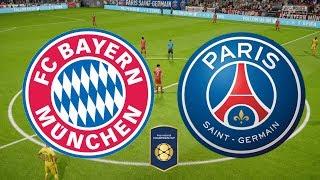 International Champions Cup 2018 - Bayern Munich Vs PSG - 21/07/18 - FIFA 18