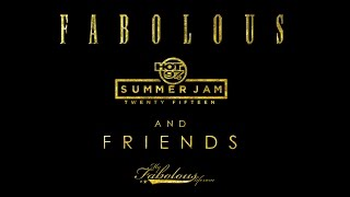 Fabolous and Friends - Summer Jam 2015 Moments