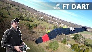 FT Dart - MINI KRAKEN AT OUR NEW FLYING FIELD!