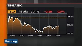 Tesla Bear Gordon Johnson Sees Shares Falling to $72