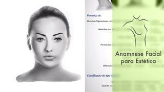 Anamnese Facial para Estética