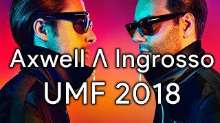 Axwell Λ Ingrosso – Live @ Ultra Music Festival, UMF Miami 2018 (Live Tracklist)