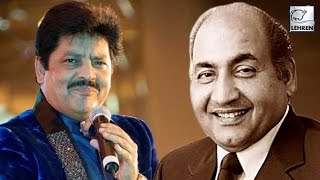 Udit Narayan's FIRST Song Was With Mohd. Rafi | Lehren Diaries