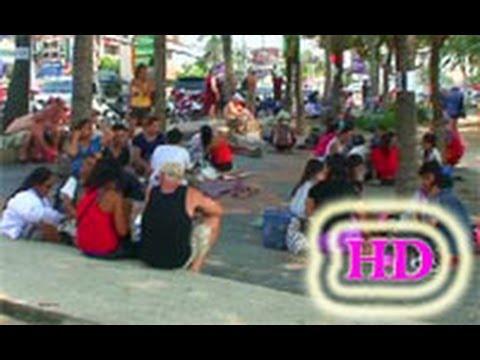 [HD] Jomtien Beach, a different Pattaya