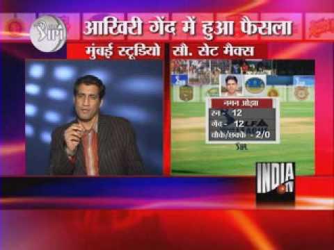 Yusuf Pathan Smashing the Fastest Century of the IPL