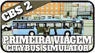 CityBus Simulator 2 Munich - Primeira Viagem
