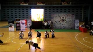 Abhishke Rawat Hip Hop Dance on 12.08.2014